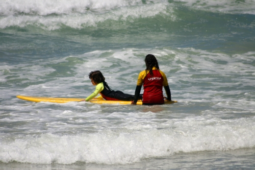 life style learn to surf