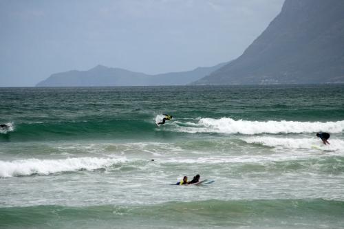 Surfers Lean