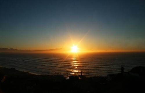 Sun Rise 11th January 2012