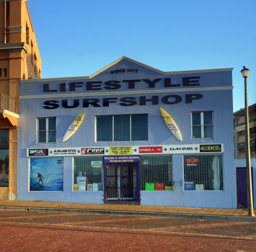 lifestyle surf shop Muizenberg