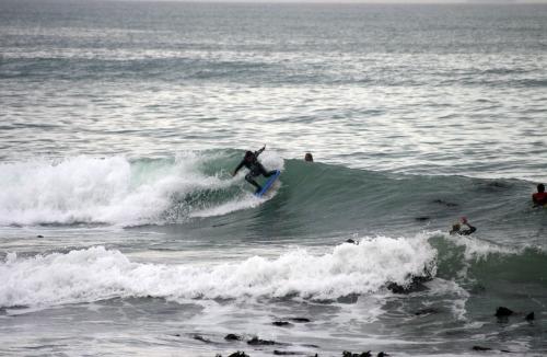 dk body boarder Kalk Bay