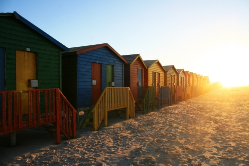 sunrise huts
