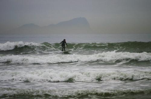 grey 1ft surf