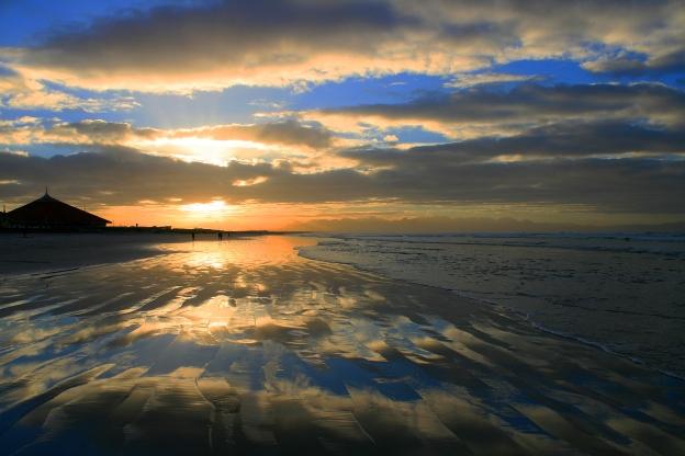 glassy-sunrise