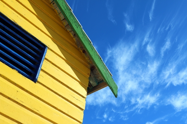 hut-roof