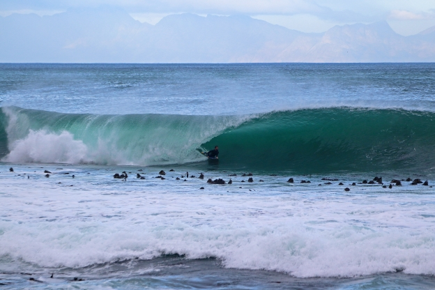 Kalk Bay barrels