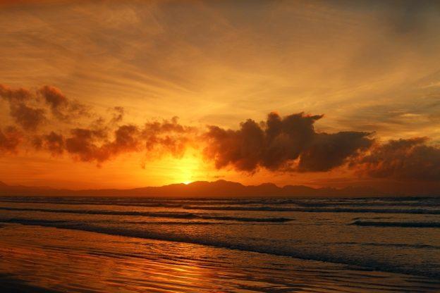 Muizenberg Sunrise